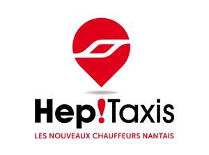 Hep!Taxis à la rescousse  de l'aéroport de Nantes-Atlantique